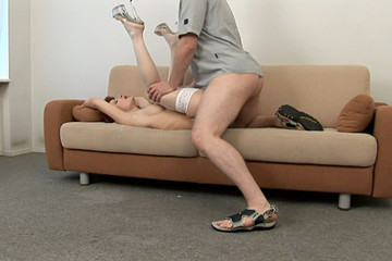 Deep Throat and High Heels Porn